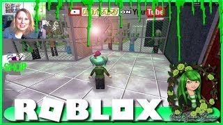 ARE YOU STINKY? | ROBLOX | Escape the Mall Obby | SallyGreenGamer
