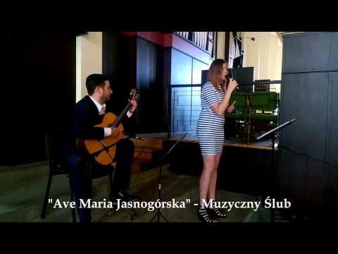 Ave Maria Jasnogórska - Oprawa Muzyczna ślubu (Piotr Rubik Cantobiografia)