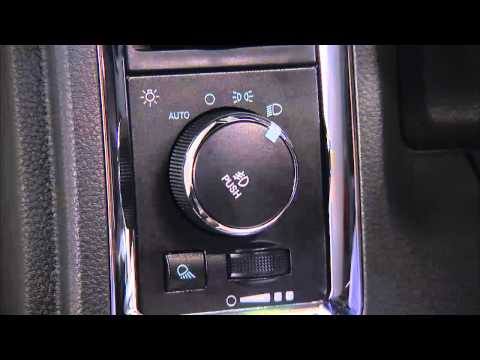2014 Ram Truck | Headlight And Dimmer Controls