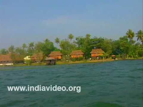 In the heart of Kumarakom