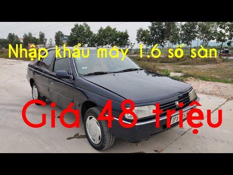 Oto Cũ Giá Xe Máy- Peugeot 405 Nhập Khẩu, Chất Quá ( đã Bán)