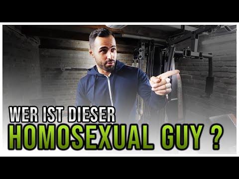 Der Mensch Hinter Dem Homosexual Guy