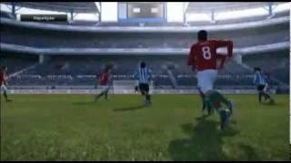 Pro Evolution Soccer 2011 - vídeo análise UOL Jogos