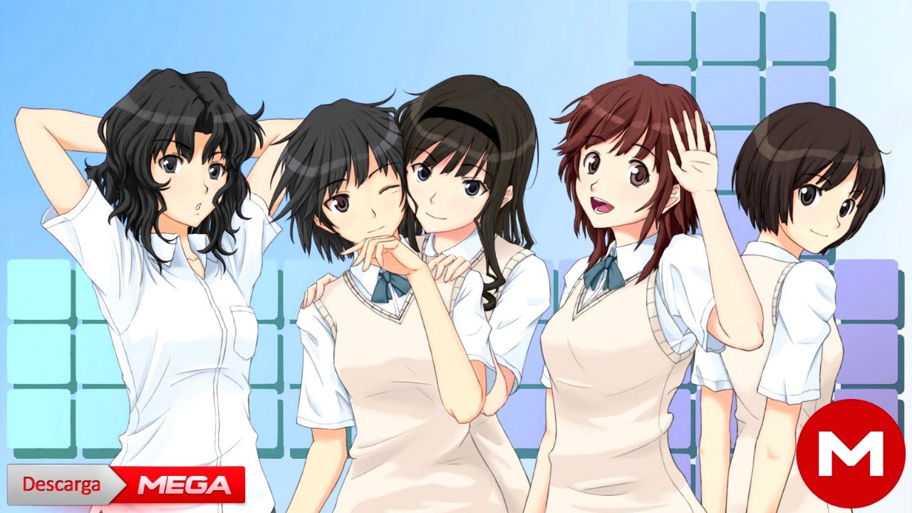 amagami ss plus sin censura mf