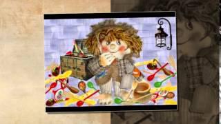СЛУШАТЬ Детские сказки - Подарок Домового (Шведские Сказки)