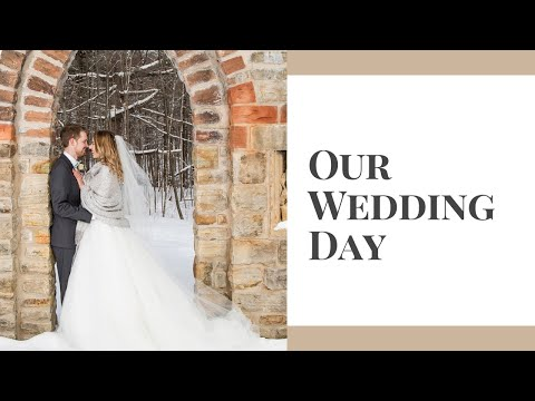 Our Wedding (CHRIST CENTERED WEDDING) | Andrew and Jamie Wagner