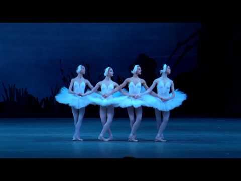 Скачать музыку из балета танец маленьких лебедей