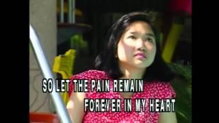 Let The Pain Remain - Basil Valdez (Karaoke Cover)