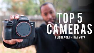 Top 5 Camera Deals for Black Friday 2019