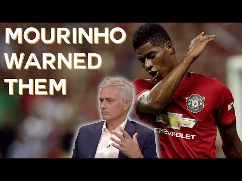 Struggling as a Striker: Why Rashford Can't Score from Open Play
