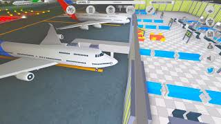 my airport roblox game