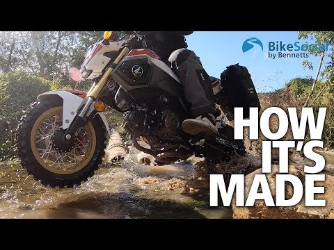 From Africa Twin to Africa Grom | Making the perfect adventure bike: Rally Raid