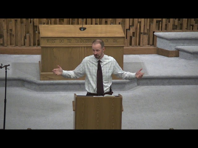 The Authority of Jesus - Barry Gilreath