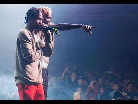 Travi$ Scott & Young Thug – Rodeo Tour Houston, Texas Full Show Part 1