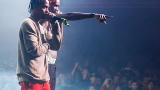 Download Travi$ Scott & Young Thug – Rodeo Tour Houston, Texas Full Show Part 1 Mp3 and Videos
