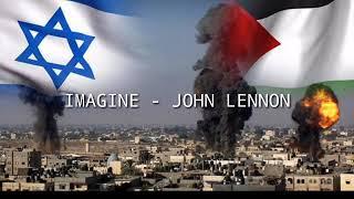 IMAGINE - JOHN LENNON (HYMNE PERDAMAIAN DUNIA)
