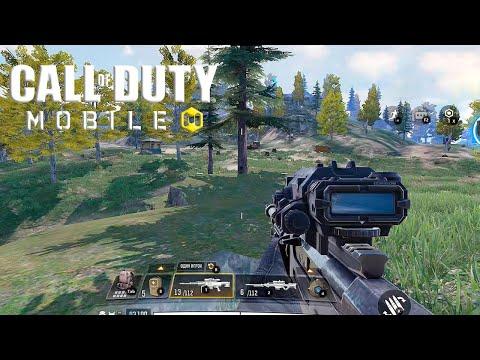 Call Of Duty  Mobile прохождение Топ -1 с Винтовкой Арктика