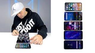 OS MEUS 5 MELHORES SMARTPHONES