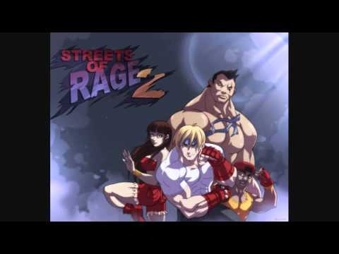 Streets of Rage 2 Dreamer (Jazzy Remix)