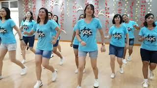 MARI SUDAH E../LINE DANCE/GDC MERAUKE PAPUA (INA)