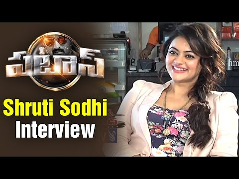 Patas Actress Shruthi Sodhi Exclusive Interview - HMTV Coffees and Movies