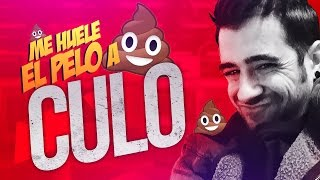 ME HUELE EL PELO A CULO