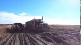 Anderson Harvesting Bloopers 2014