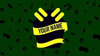 Free Logo Template #4 | Photoshop And Illustrator