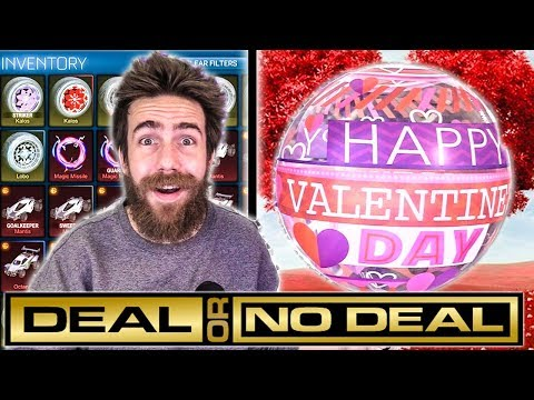 BLIND TRADING - VALENTINE'S DAY EDITION!