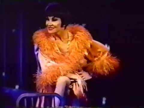 KISS OF THE SPIDER WOMAN Opening Night - Chita Rivera