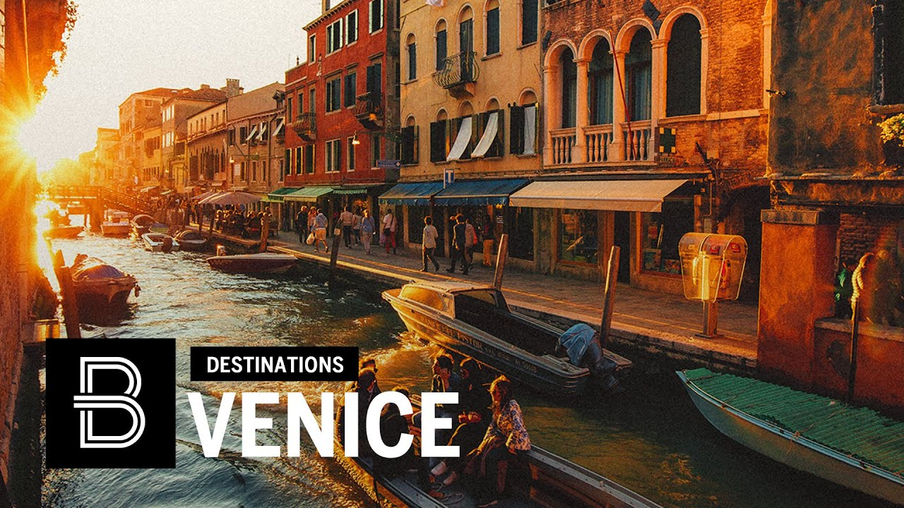Let's Go - Venice