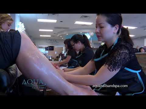 Aqua Nails & Spa Springfield MO