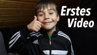 Benjamin's ERSTES VIDEO!