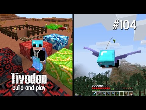 Minecraft Build & Play - Tiveden #104 - Parrot Adventure