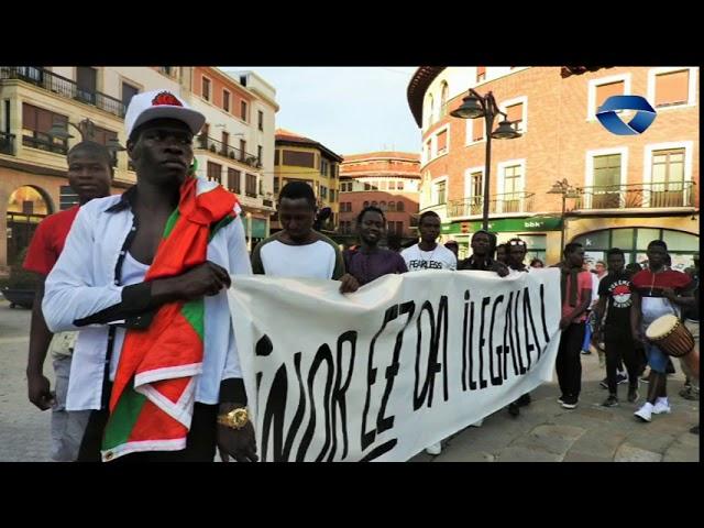 Busturialdea Harrera Eskualde ekimena burutu dute