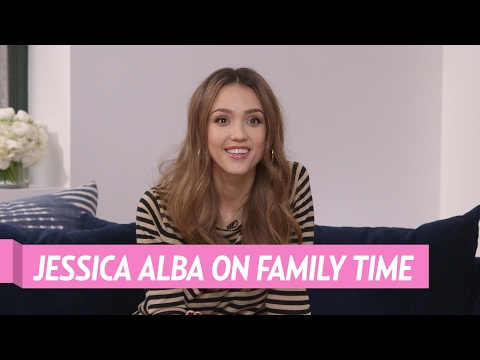 Jessica Alba Says Husband Cash Warren Loves True Crime: 'It's Like a Lullaby to Him'
