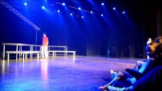 jasper en Jasmijn  in de musical ~A musical life~ musicalkamp in de BBB 2015