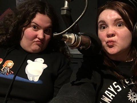 WE WERE ON THE RADIO! | Cinema Gals