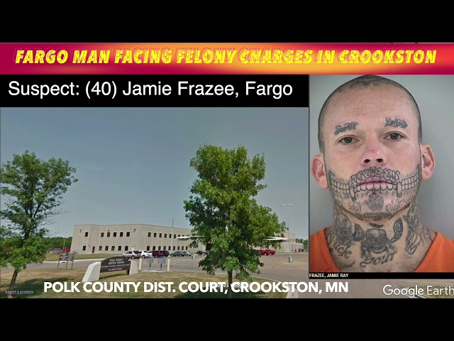 Fargo Man Facing Criminal Charges In Crookston