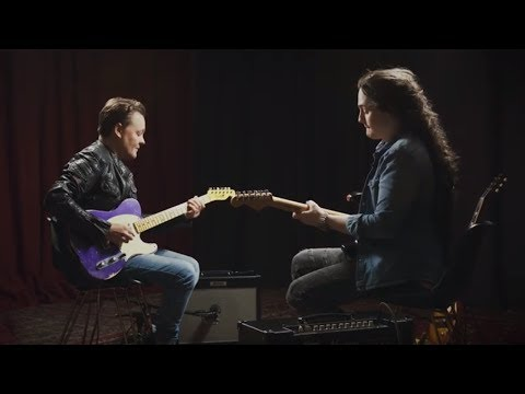 BOSS Nextone Guitar Amplifier Introduction by Peter Honoré and Chris Buck