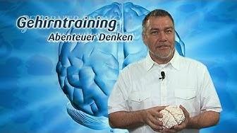 Gehirntraining - Einführung