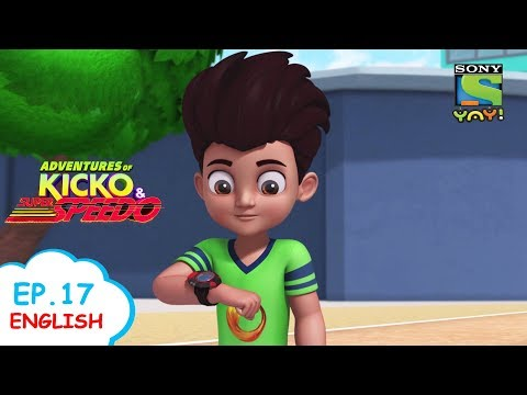 Dangerous Football In Suncity   Adventures Of Kicko & Super Speedo   Moral Stories For Kids