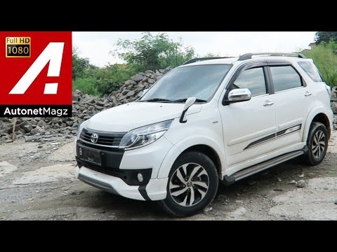 Review & test drive Toyota Rush TRD Sportivo