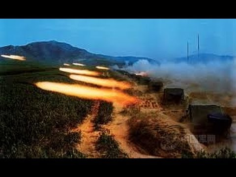 華北大演習  China military exercise 1981