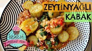 Nefis Zeytinyağlı Kabak / Hafif, Sağlıklı Ve Kolay Yaz Yemeği   Ayşenur Altan Yemek Tarifleri