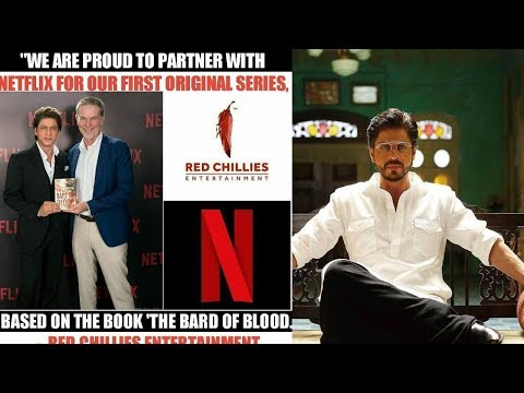 Will Shahrukh Khan Play Kabir Anand In The Bard Of Blood ?