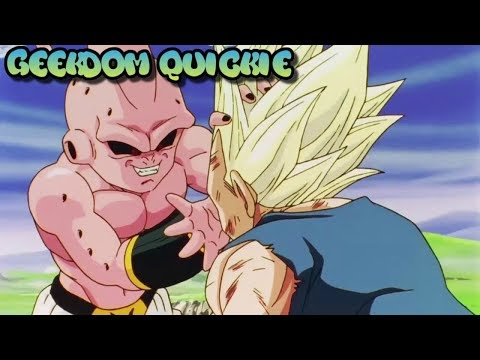 VIDEO: Why Goku and Vegeta DID NOT Fuse to beat Kid Buu