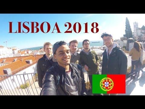LISBOA 2018 ● GoPro HERO 5 Session    4K (A trip to Lisbon)