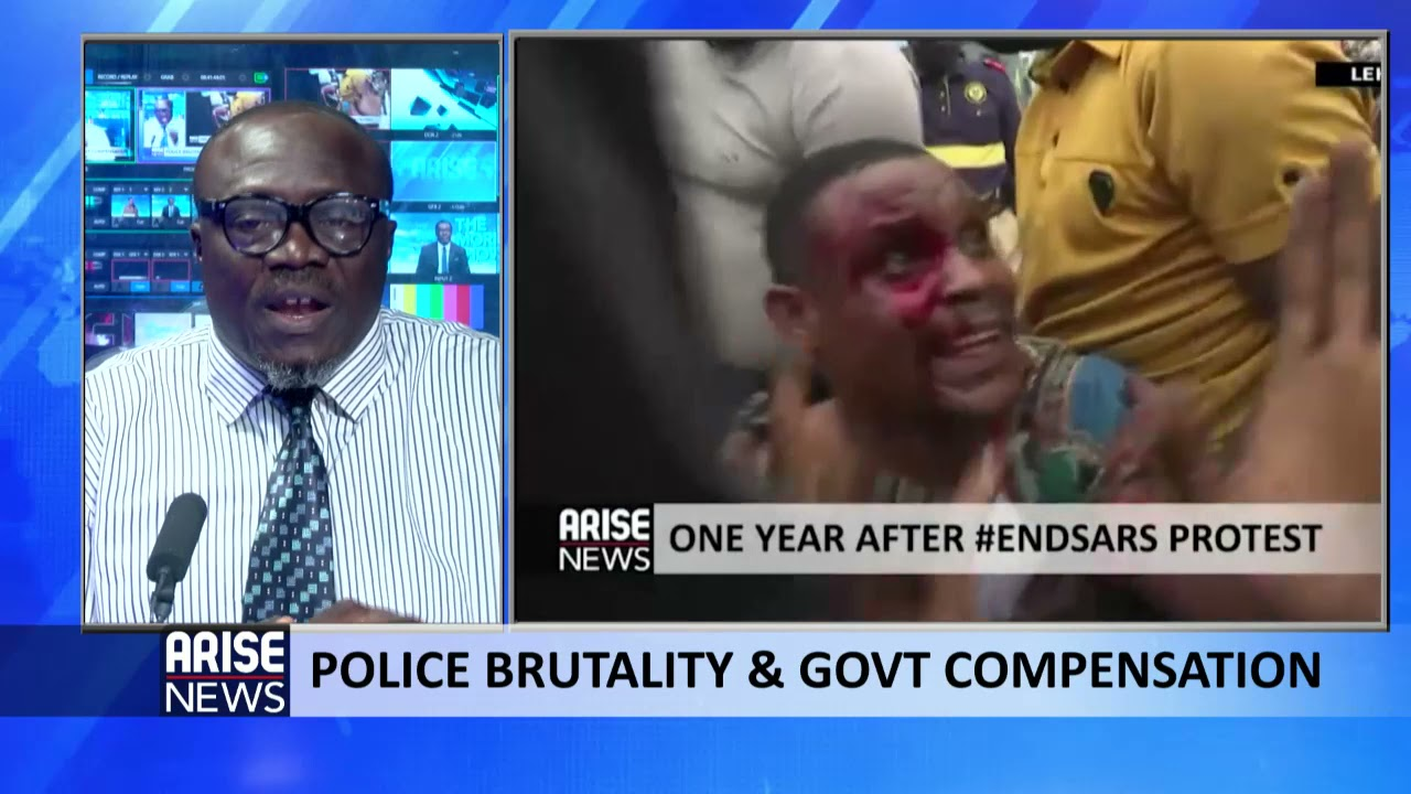 Download REVIEW THE RECRUITMENT PROCESS INTO THE POLICE  - ADENIYI KUNU