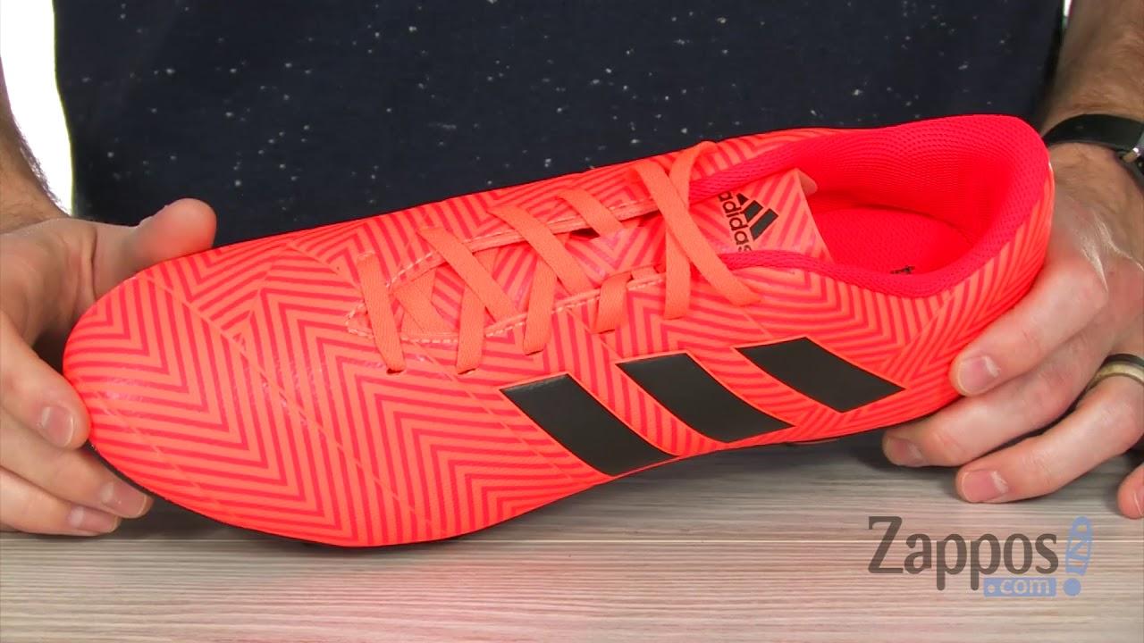ba6f762e4eb5 adidas Nemeziz 18.4 FxG SKU  9047793 - YouTube